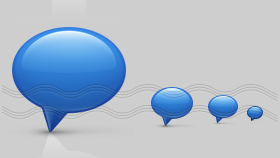 Chat Icon, Forum